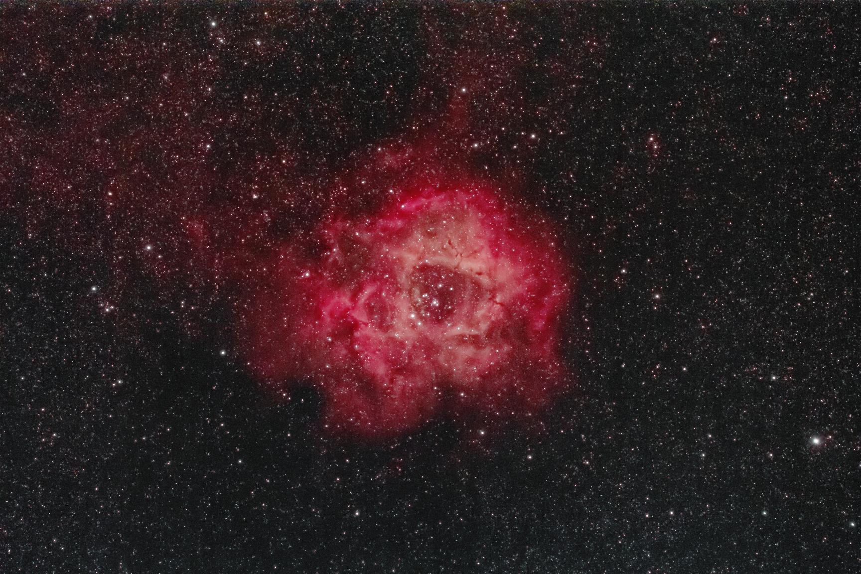 20181215 Rosetta nebula