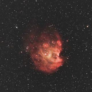 NGC2174-Monkey-nebula