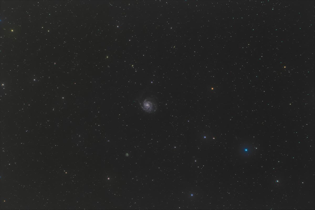 M101全体