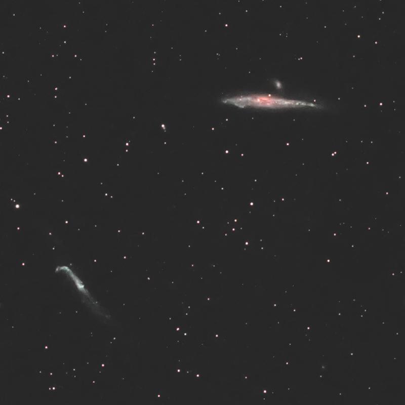 NGC4631&NGC4656