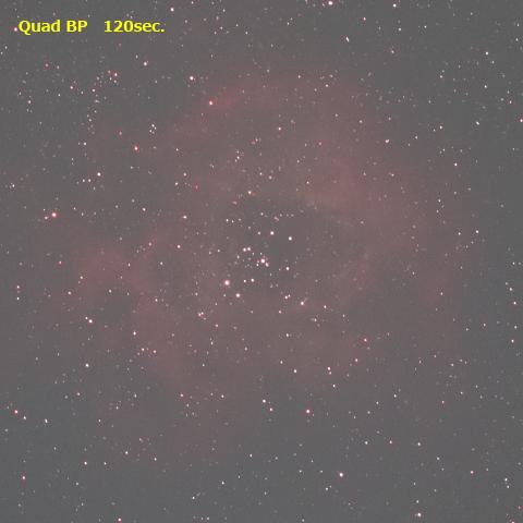 Quad BP 120sec.