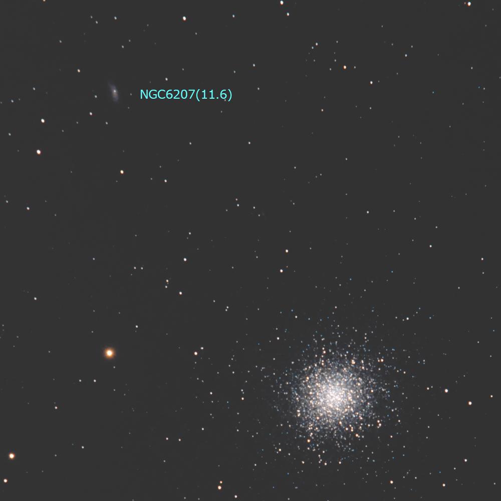 M13-NGC6207