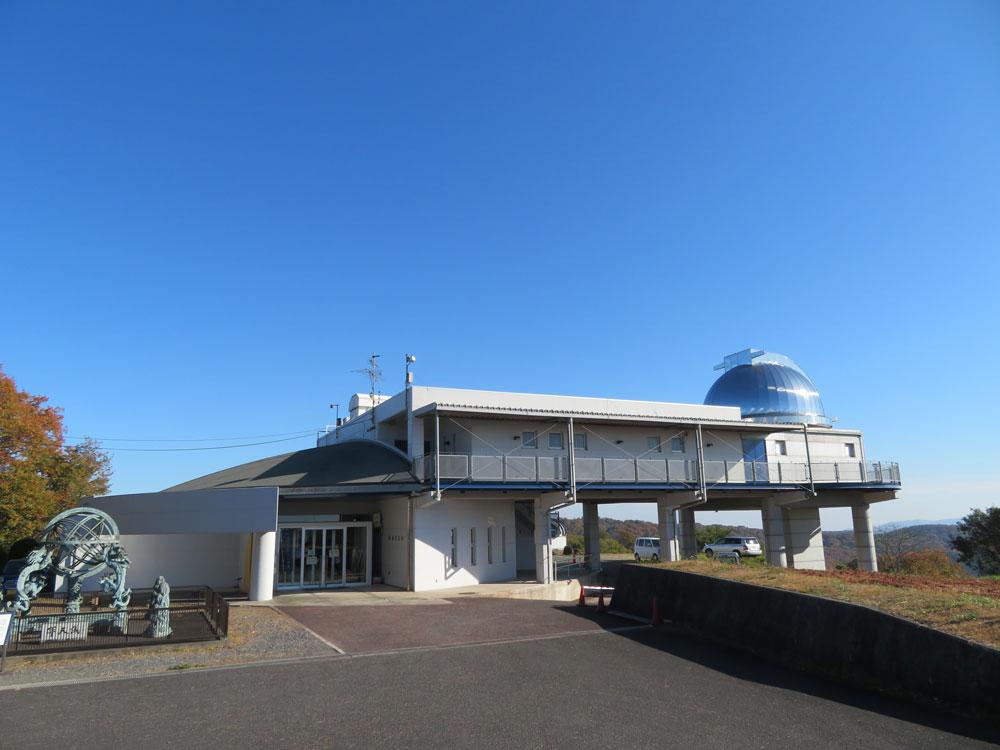 美星天文台 建屋