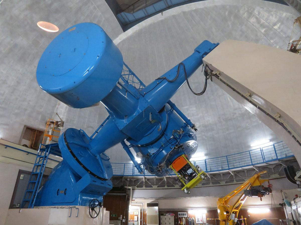 国立天文台188cm望遠鏡 全体