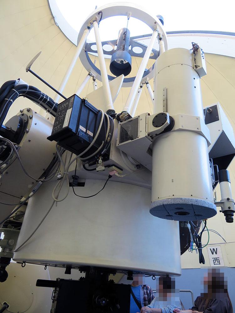 美星天文台 101cm望遠鏡