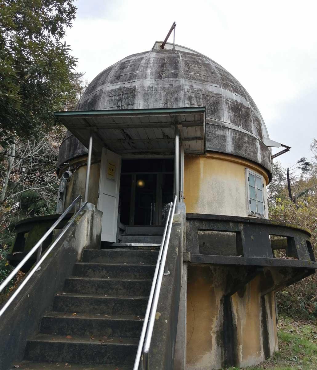 国立天文台 三鷹キャンパス 第一赤道儀室