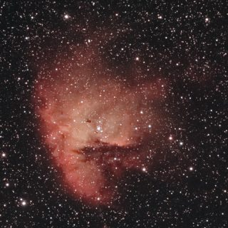 NGC281 パックマン星雲