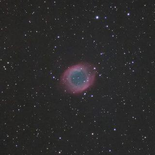 20110923 NGC7293 らせん状星雲
