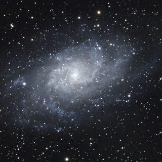 M33 さんかく座銀河