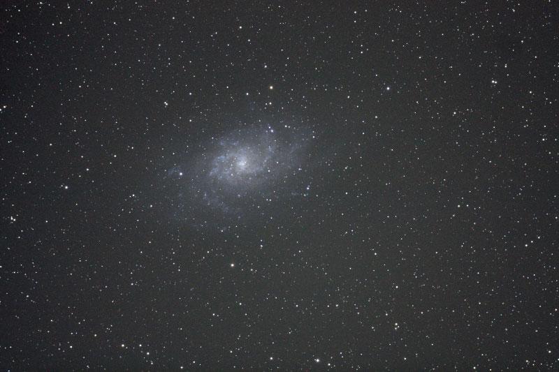 M33(さんかく座銀河)