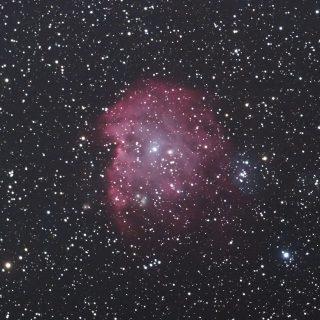NGC2174 モンキーフェイス星雲