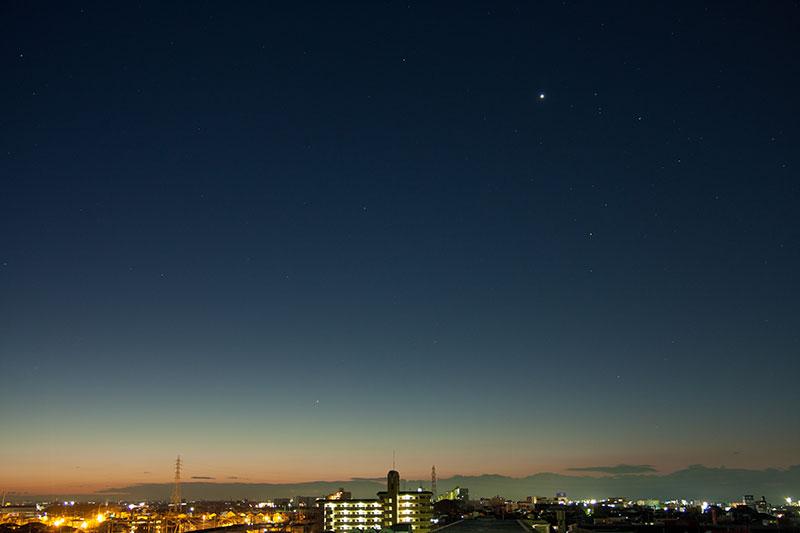 水星 2011/1/13 6:11