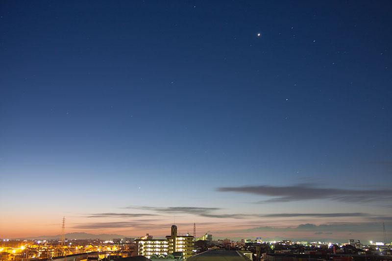 水星 2011/1/14 6:14
