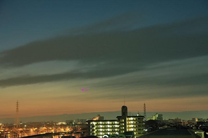 水星 2011/1/21 6:13