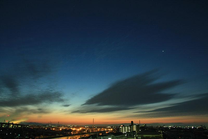 金星 2011/1/21 6:21