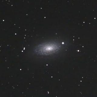M63 ひまわり銀河