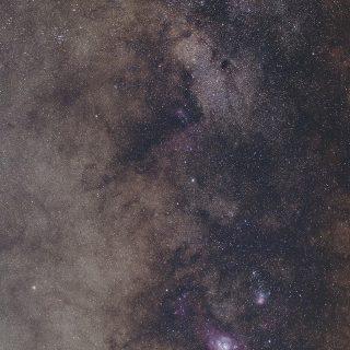 いて座の星雲星団