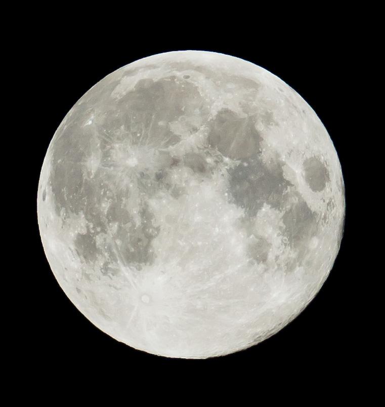 ミニボーグ60EDによる月