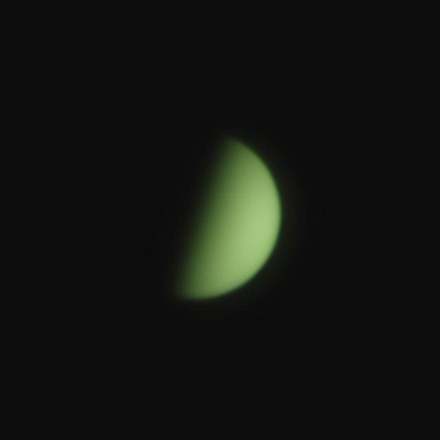 2020/3/20 の金星