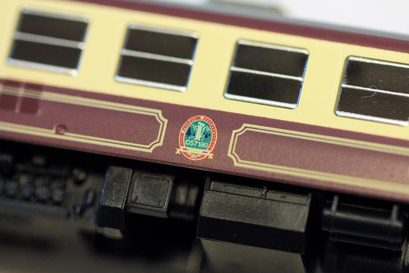 鉄道模型(ばんえつ物語)