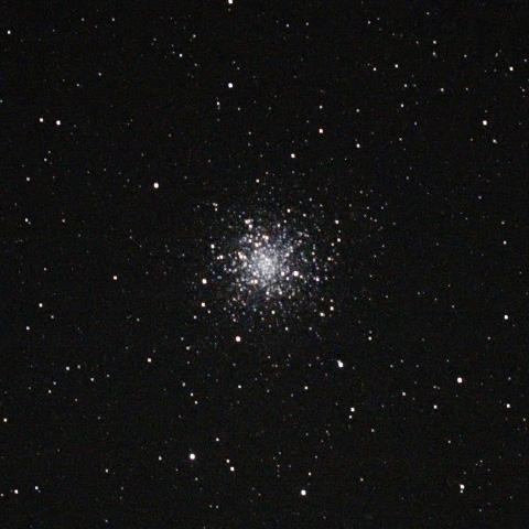 M12(へびつかい座の球状星団)