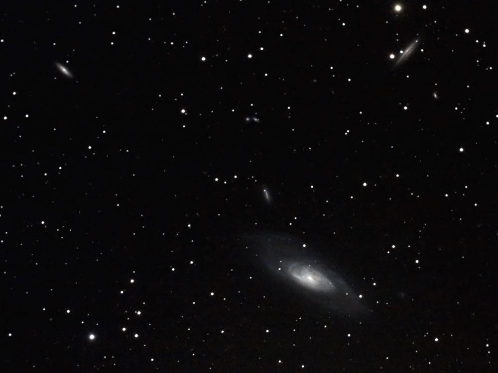 系外銀河M106