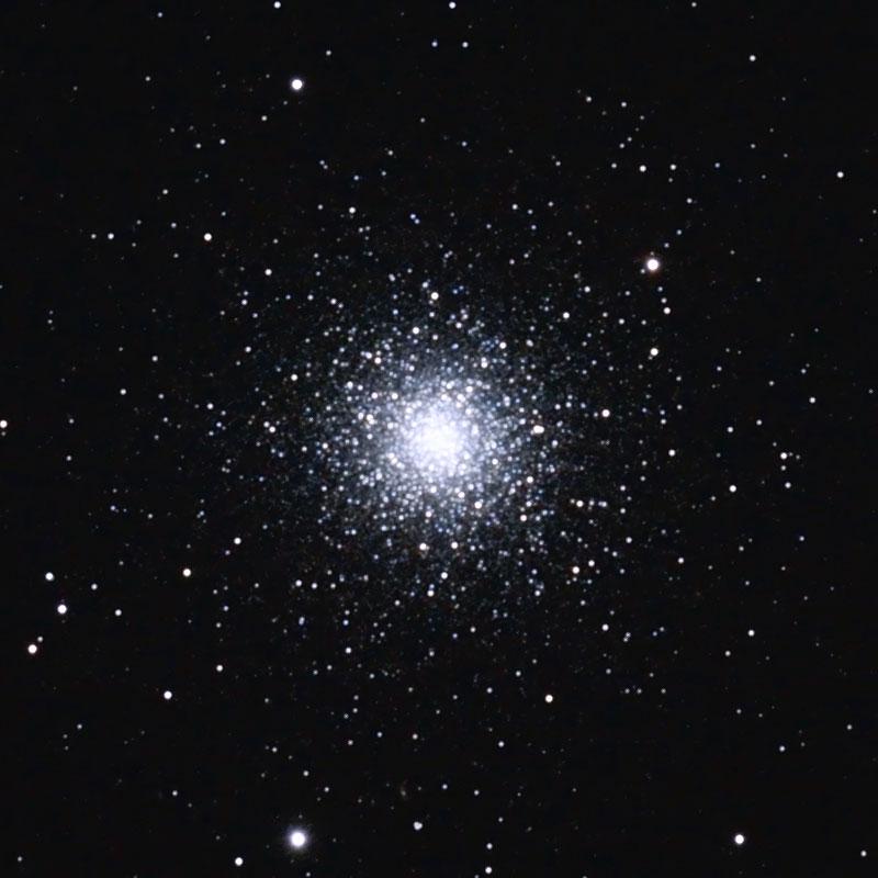 球状星団M3(FLT98CF・EOS KissX2)