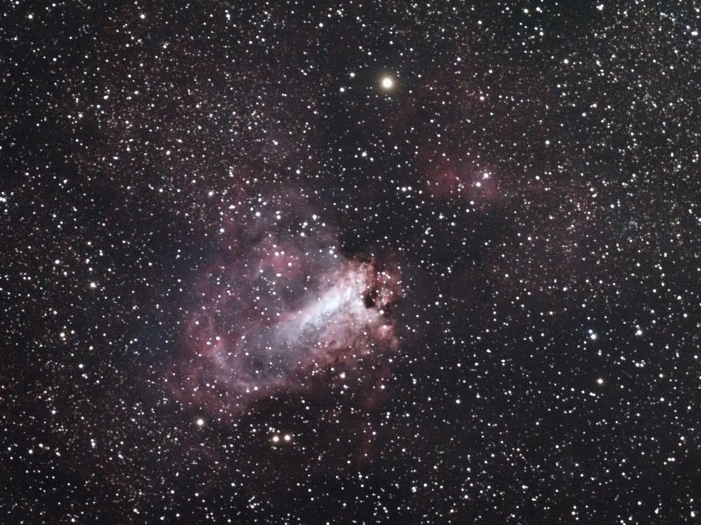 M17 オメガ星雲