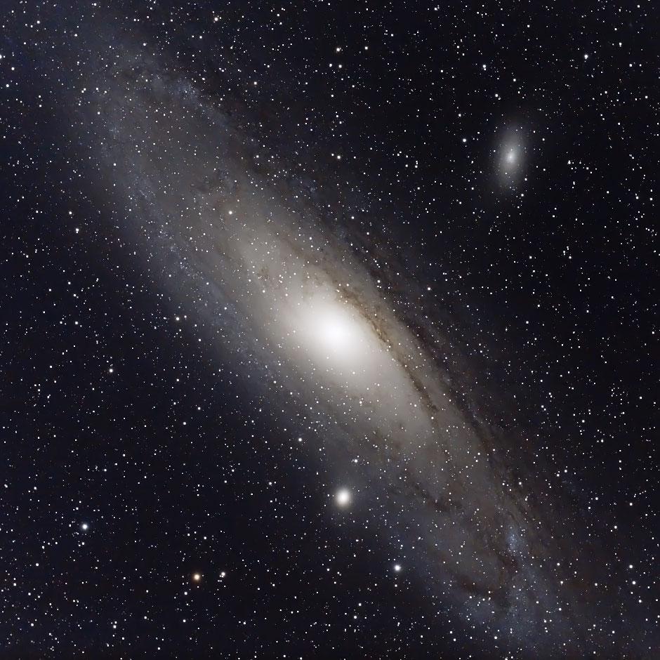 M31 アンドロメダ銀河