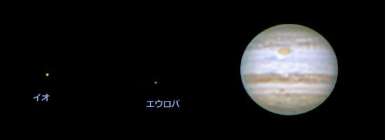 木星 2010/10/11 20:18:51