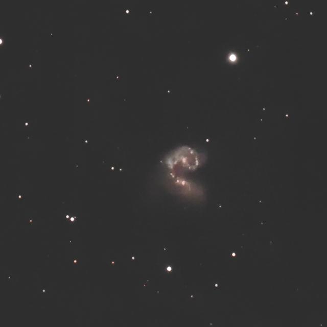 NGC4038-4039(アンテナ銀河)