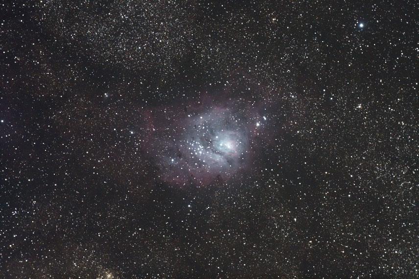 M8 干潟星雲