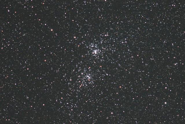 ペルセウス座の二重星団(h・χ)