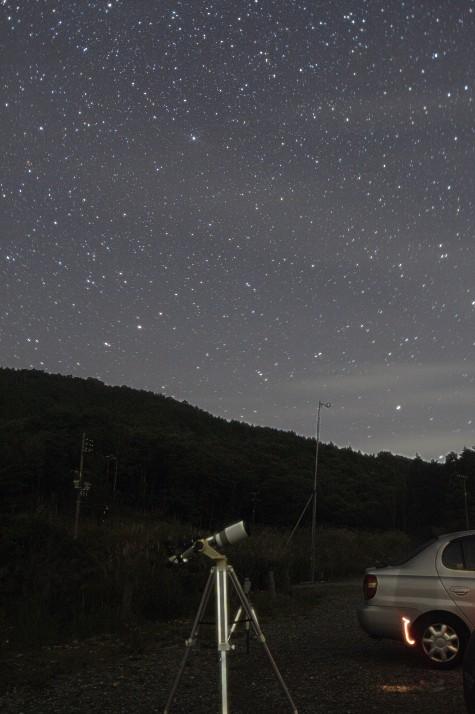 2008/09/27 砥峰高原
