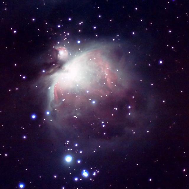 M42(光害地・SE102直焦点)