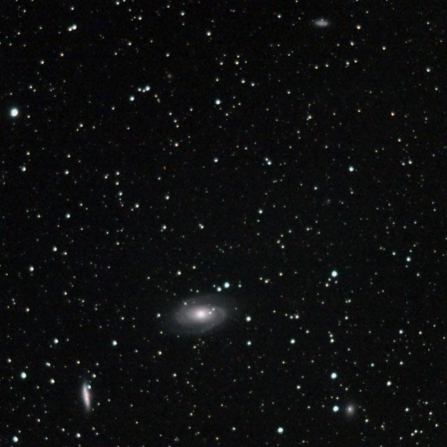 系外銀河M81&M82
