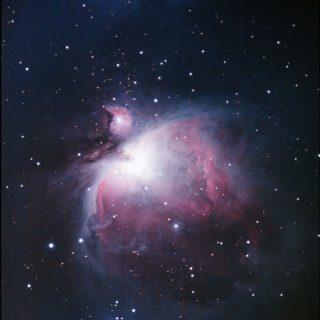 M42 オリオン大星雲(ED100Sf直焦点)