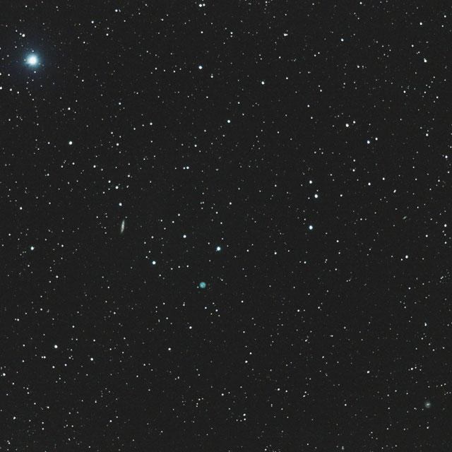 M97,M108および周辺の銀河