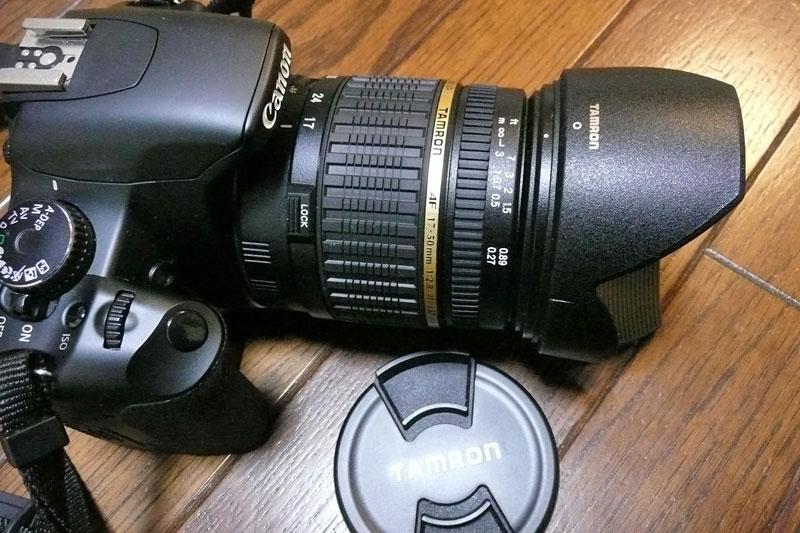 タムロン SP AF17-50mm F2.8 XR Di II (Model A16)