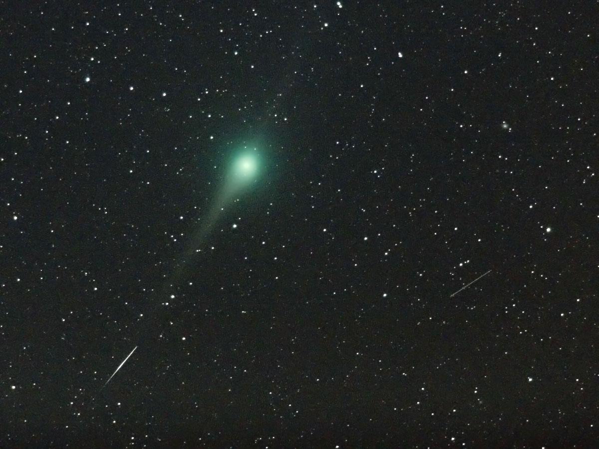 ルーリン彗星(C/2007 N3)