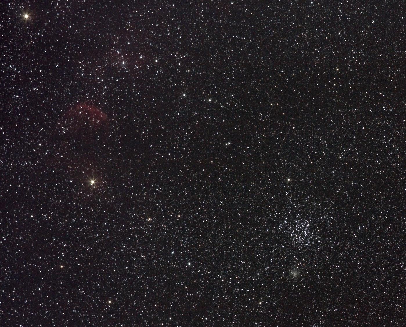 M35・NGC2158・くらげ星雲