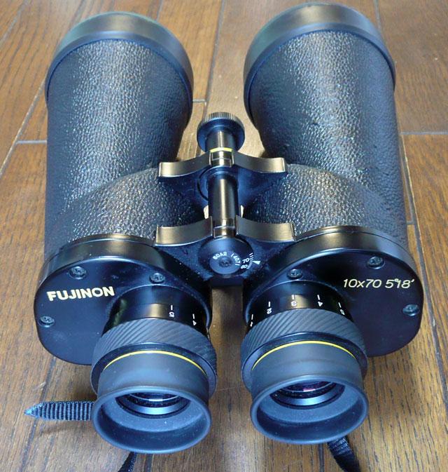 フジノン 10X70 FMT-SX