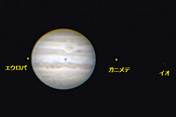 2009/9/24の木星
