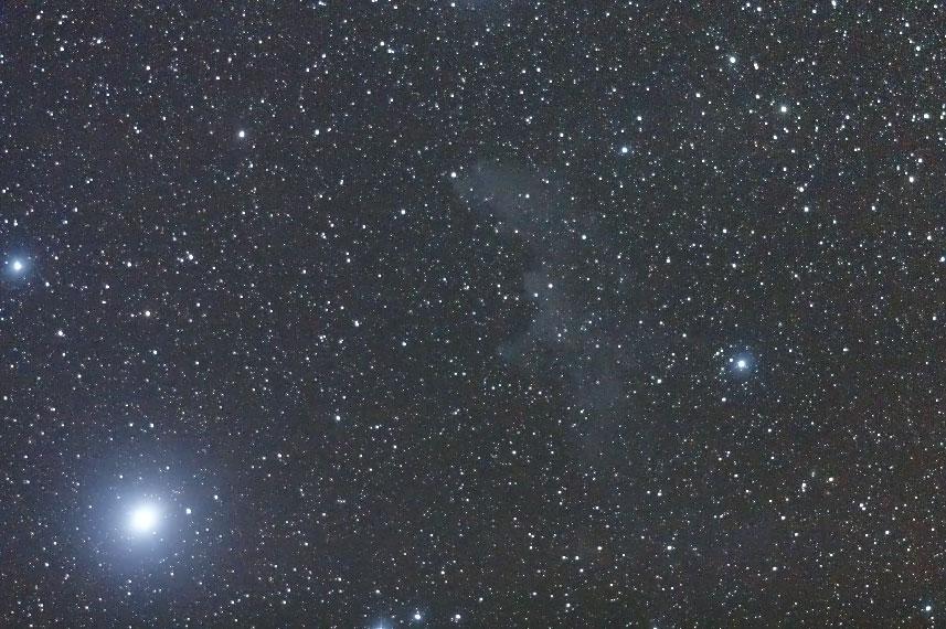 IC2118:魔女の横顔星雲(2:15)