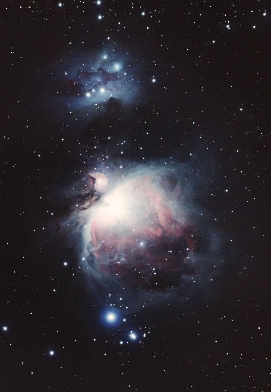 M42(オリオン大星雲)