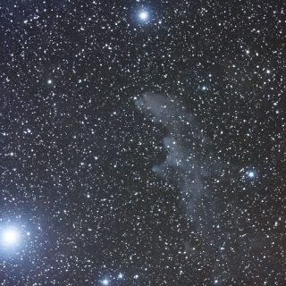 IC2118 魔女の横顔星雲
