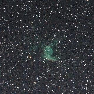 NGC2359 アヒル星雲