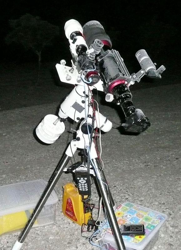 撮影機材(2010年1月)