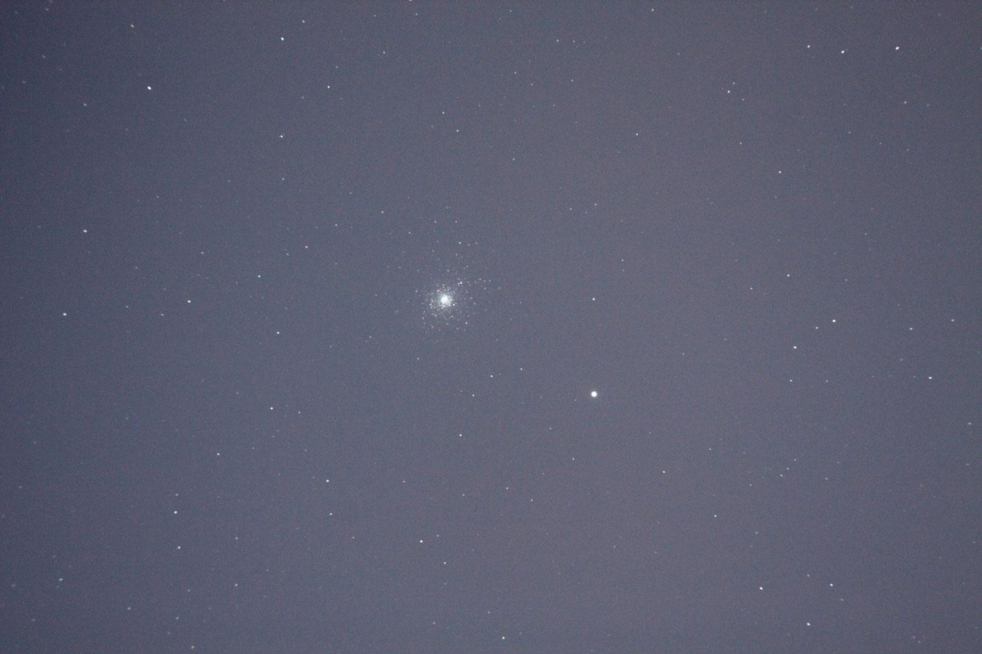 球状星団「M5(へび座)」