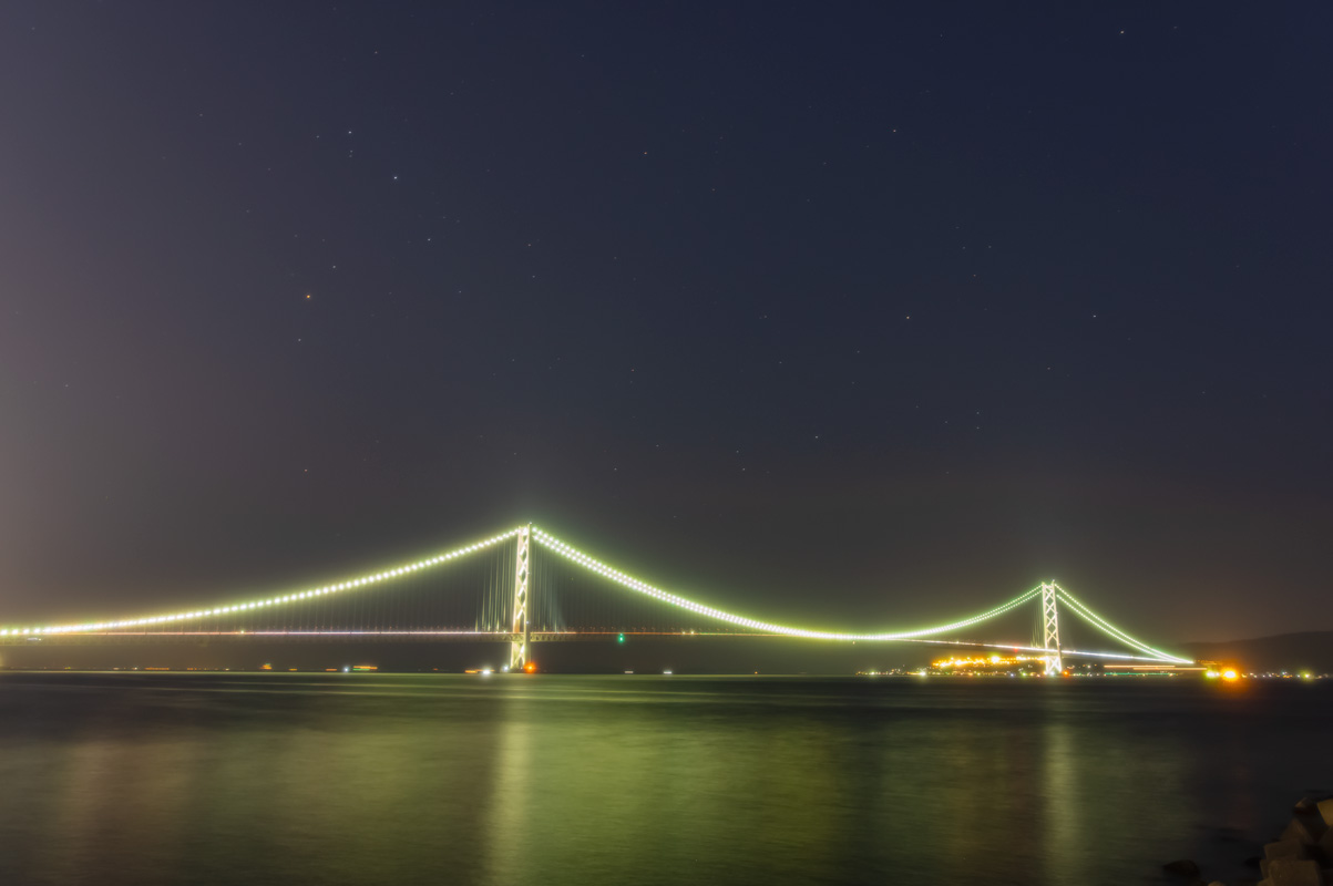 明石海峡大橋(プロソフトンA)